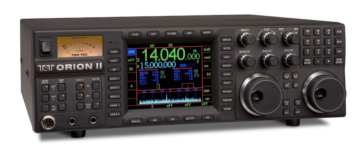 Tentec Orion II HF transceiver (no ATU)